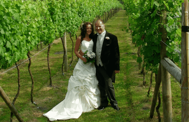 Weddings at Setley Ridge Vineyard